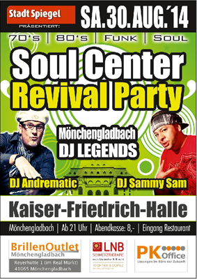 Soul Center Revival 30Aug